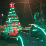 Sábado e domingo para acompanhar a Caravana Luzes de Natal