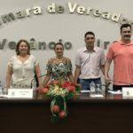 Helena da Rosa presidirá a Câmara de Vereadores em 2020
