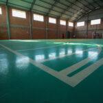 Prefeitura de Venâncio abre licitação para construção de quadra poliesportiva e reforma do Ginásio de Exposições