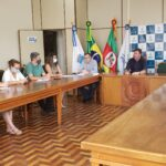 Preocupação com contratos marca primeira reunião de transição no governo de Venâncio Aires