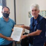 Parceria entre Prefeitura de Venâncio e Emater será reforçada em 2021