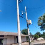 Câmera de videomonitoramento é instalada em Mariante