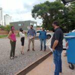 Município visita alternativas para recolhimento de lixo em Passo Fundo