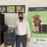 Município seleciona 1.900 famílias para programa de composteiras