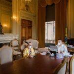 Governo mantém restrições de horários à noite e aos finais de semana no estado até 04 de abril
