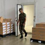 Estado recebe medicamentos do kit intubação, que Exército distribui a partir de terça, dia 16