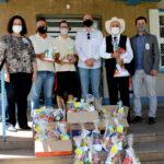 Ação de Páscoa traz alegria ao Hospital São Sebastião Mártir