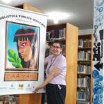 Live e campanha de arrecadação de livros marcam 49 anos da Biblioteca