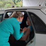 Vacina contra a Covid-19 chega para pessoas com 63 anos neste sábado em Venâncio