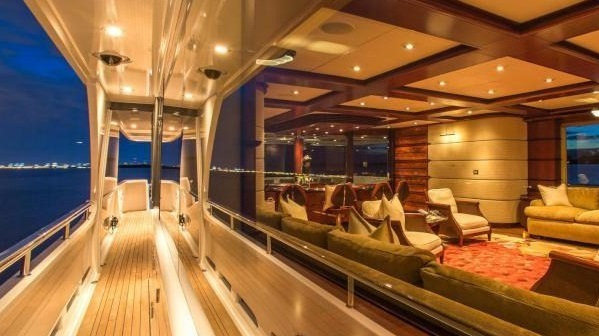 Delta 151' Water Time Charter