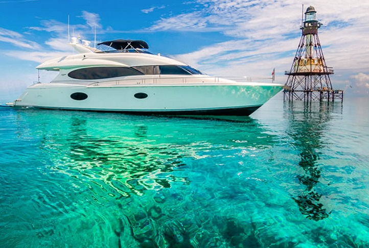 Lazzara 84' Water Time Charter