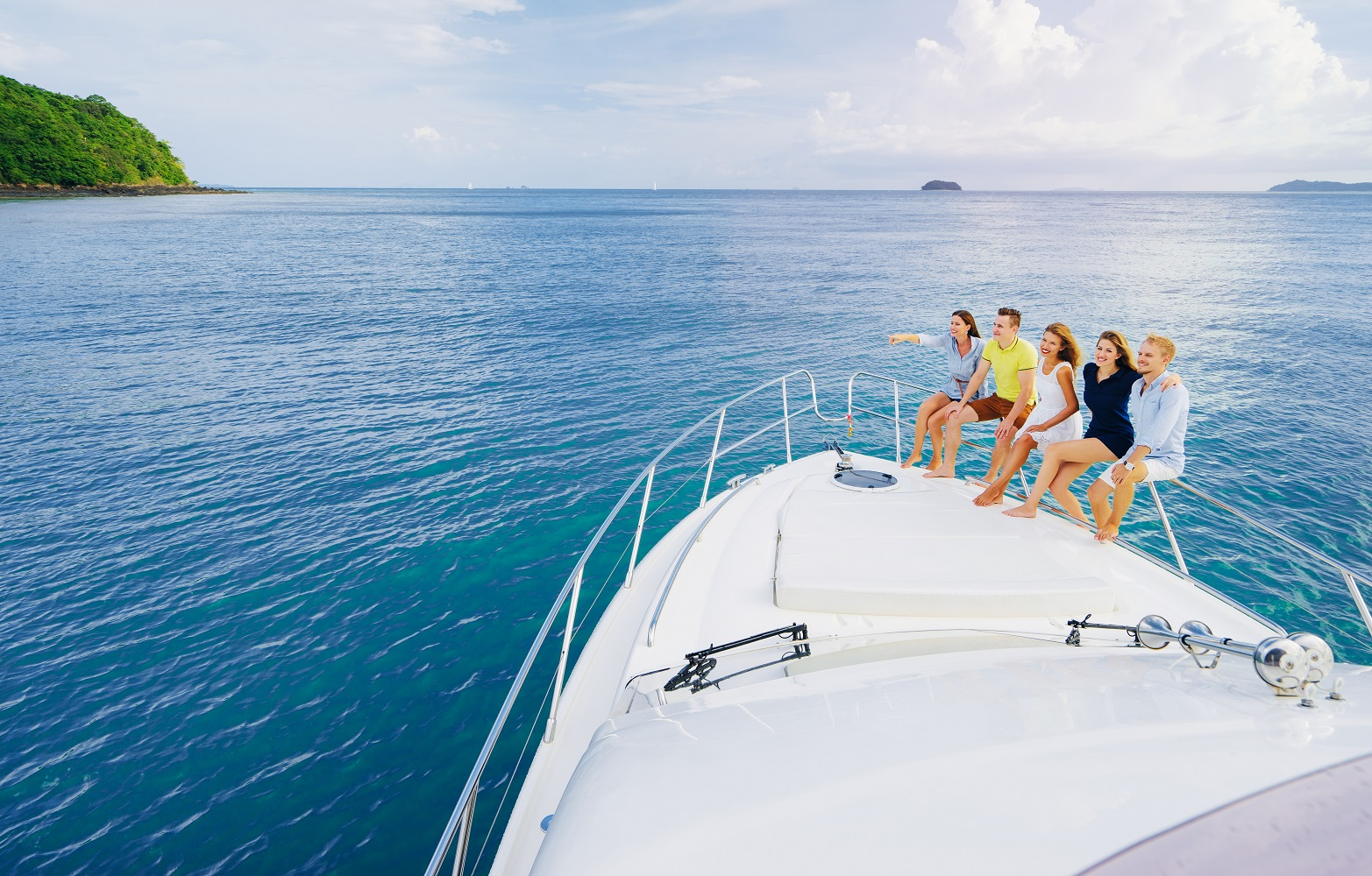 Water Time Charter