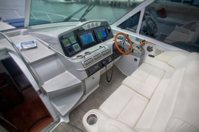 Formula 48   Water Time Charter