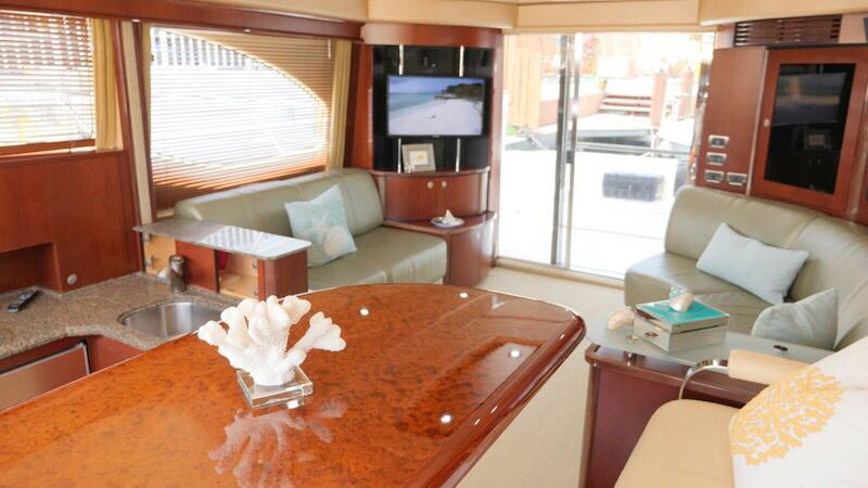 Sea Ray 55   Water Time Charter