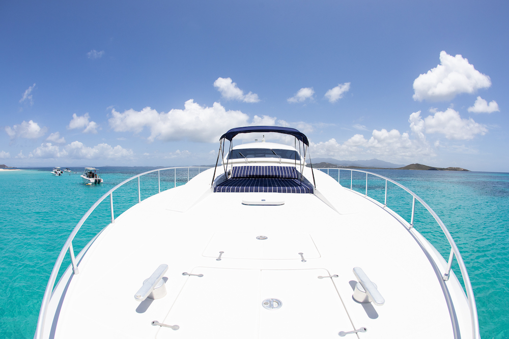 Leopard 75 Water Time Charter