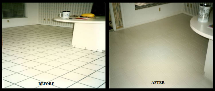 Grout Renew and Color