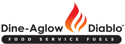 Dine-Aglow Diablo Food Service Fuels