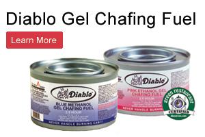 Diablo Gel Chafing Fuel
