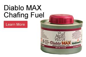 Diablo MAX Chafing Fuel