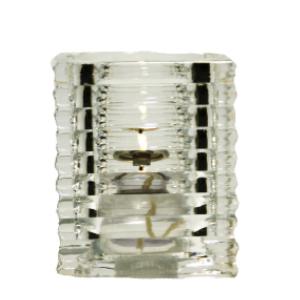 Mini-Cami-Horizontal-Rib-Clear-Block-Table-Lamp