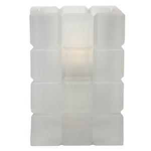 Spectrum-Frost-Block-Table-Lamp