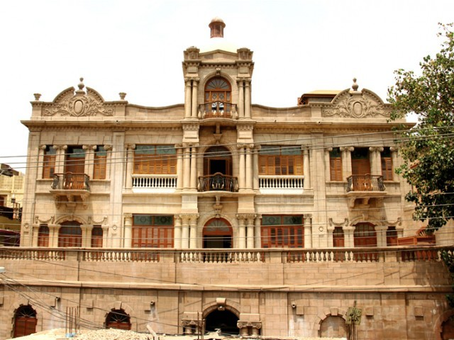 Heritage home of Sindhi Hindu Family in Hyderabad saved from period