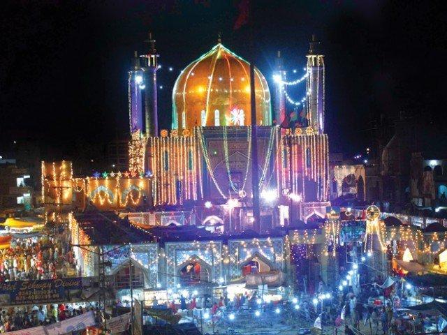 Urs of Lal Shahbaz Qalandar: