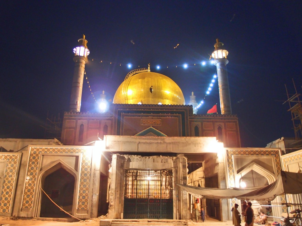 Lal Shahbaz Qalandar`s Shrine: