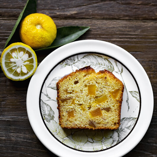 Candied Yuzu Kamo Kamo Recipe + Bonus: Incredible Yuzu Cake Recipe