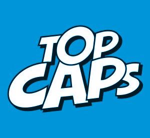 Top Caps Logo