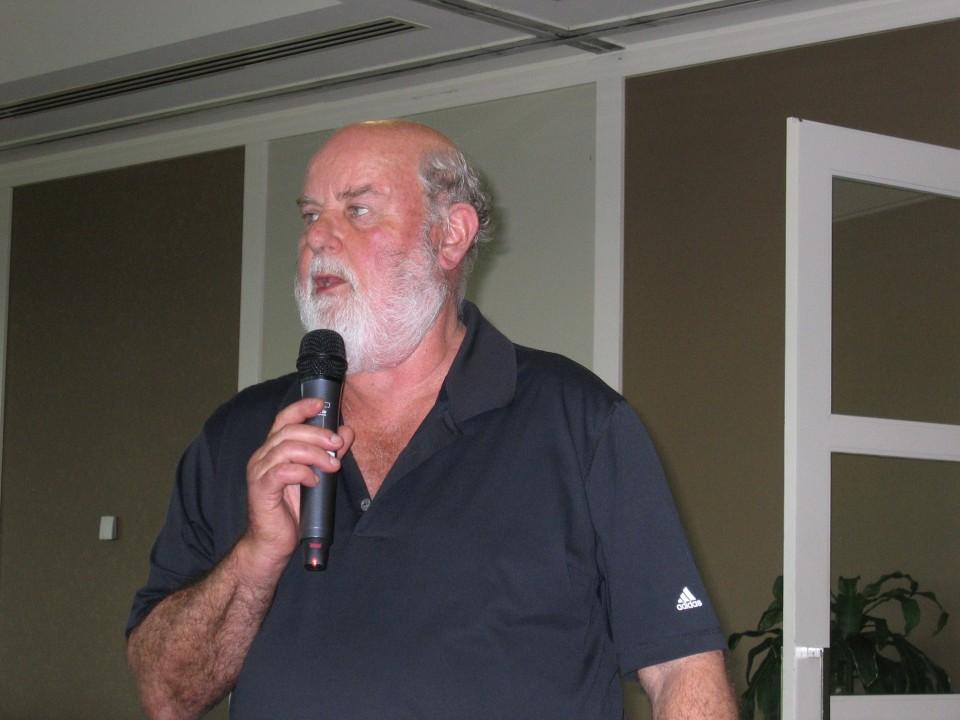 New ESVGA President Ron Hottes