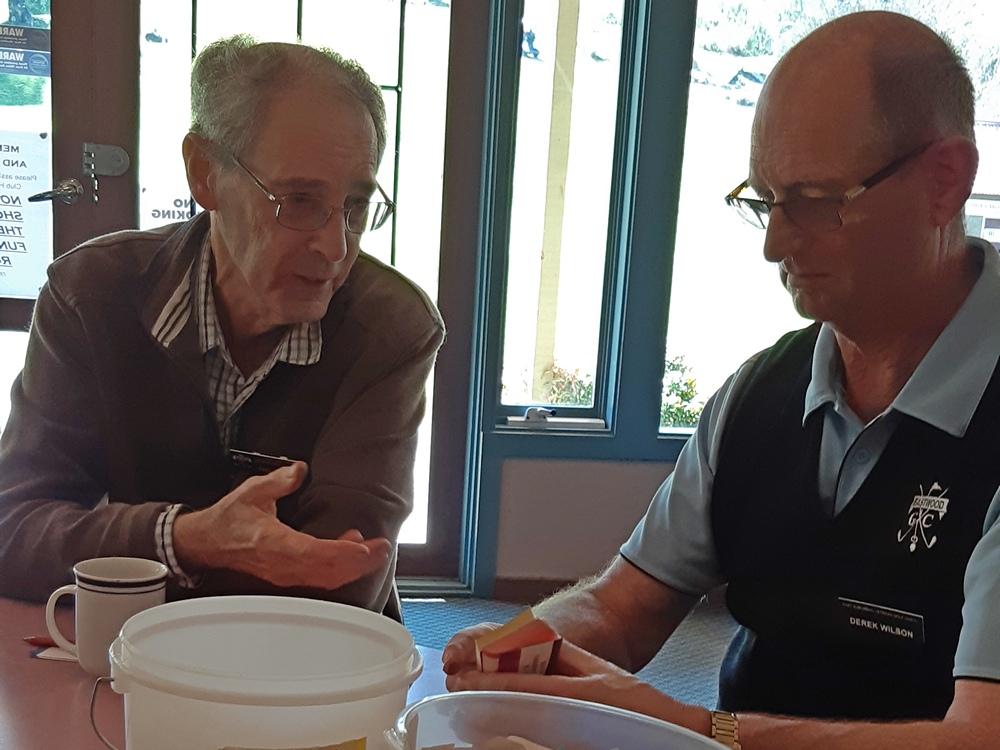 Neil Muller in conversation with Derek Wilson
