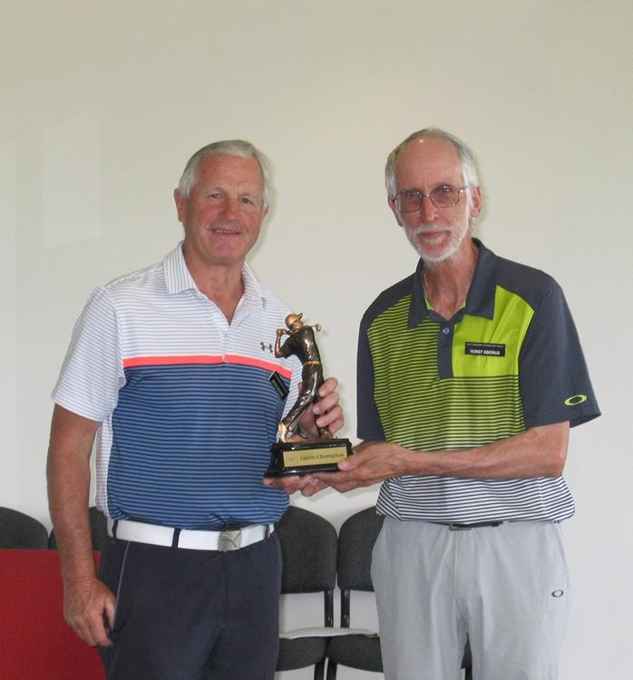 ESVGA 2019 Champions Bruce Bower & Horst Eberius