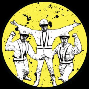 Beastie Boys Sticker