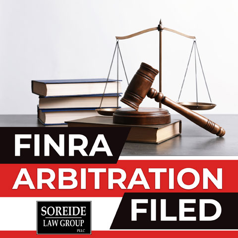 finra arbitration filed by soreide law group