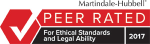 Top Rated Law Firm Peer Reviewed