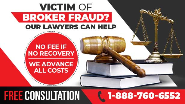 victim of broker fraud? free consultations by soreide law group