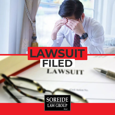 Soreide Law Group Filed A Lawsuit On Behalf of a Client Before FINRA