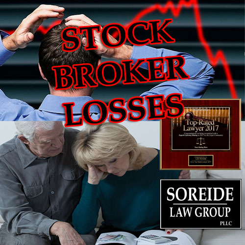 Stock Broker Losses?