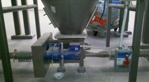 Dust Control for Powder Handling