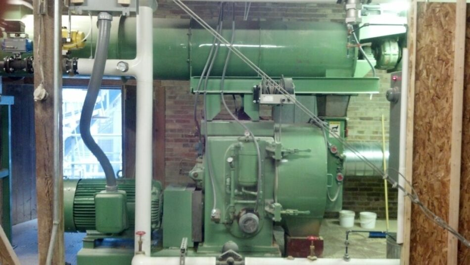 Pellet Mill Control