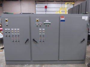 FRAC SAND HANDLING SYSTEMS ELECTRICAL PANELS