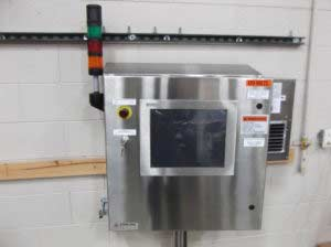 DRYER AND GRINDER HMI CONTROL PANEL FOR BREAD CRUMB CONTROL SYSTEM