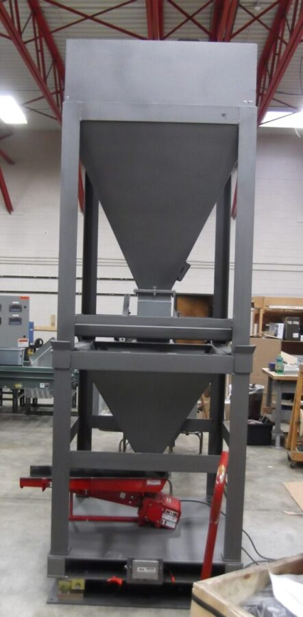 Weigh Batch System for Metallurgical Application