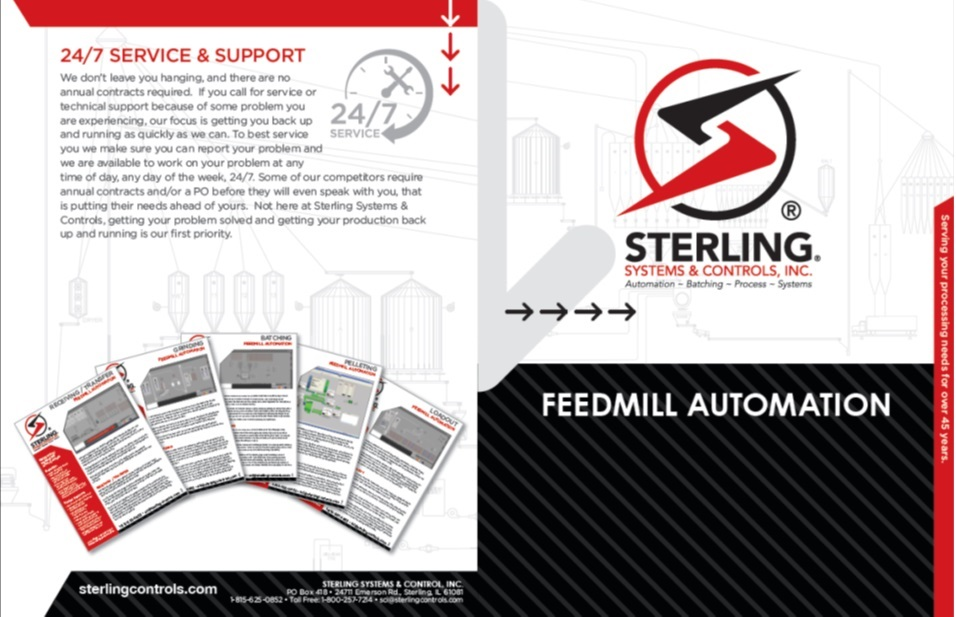 Feedmille Automation