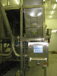 Minor Ingredient Batching Control System