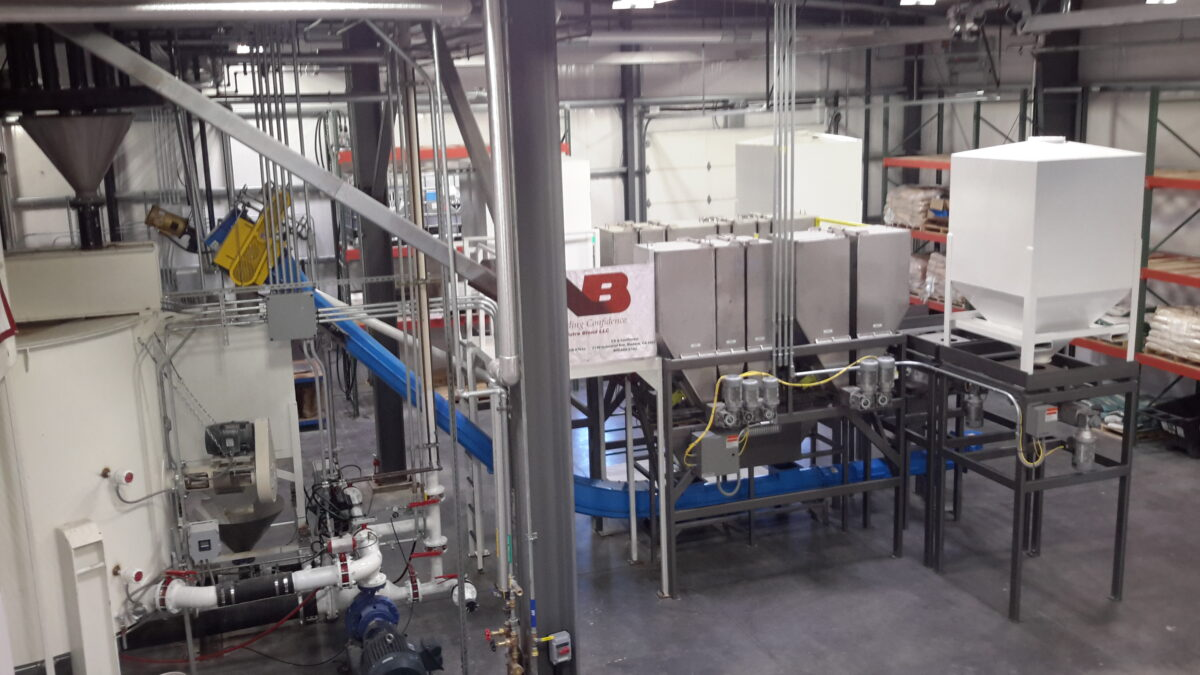 micro and tote batching system