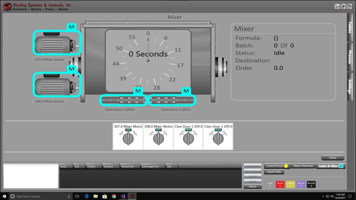 Mixer Control