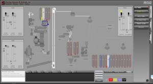 Pelleting Process Screen