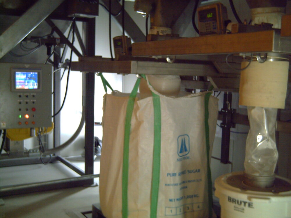 AUTOMATING BULK BAG FILLING